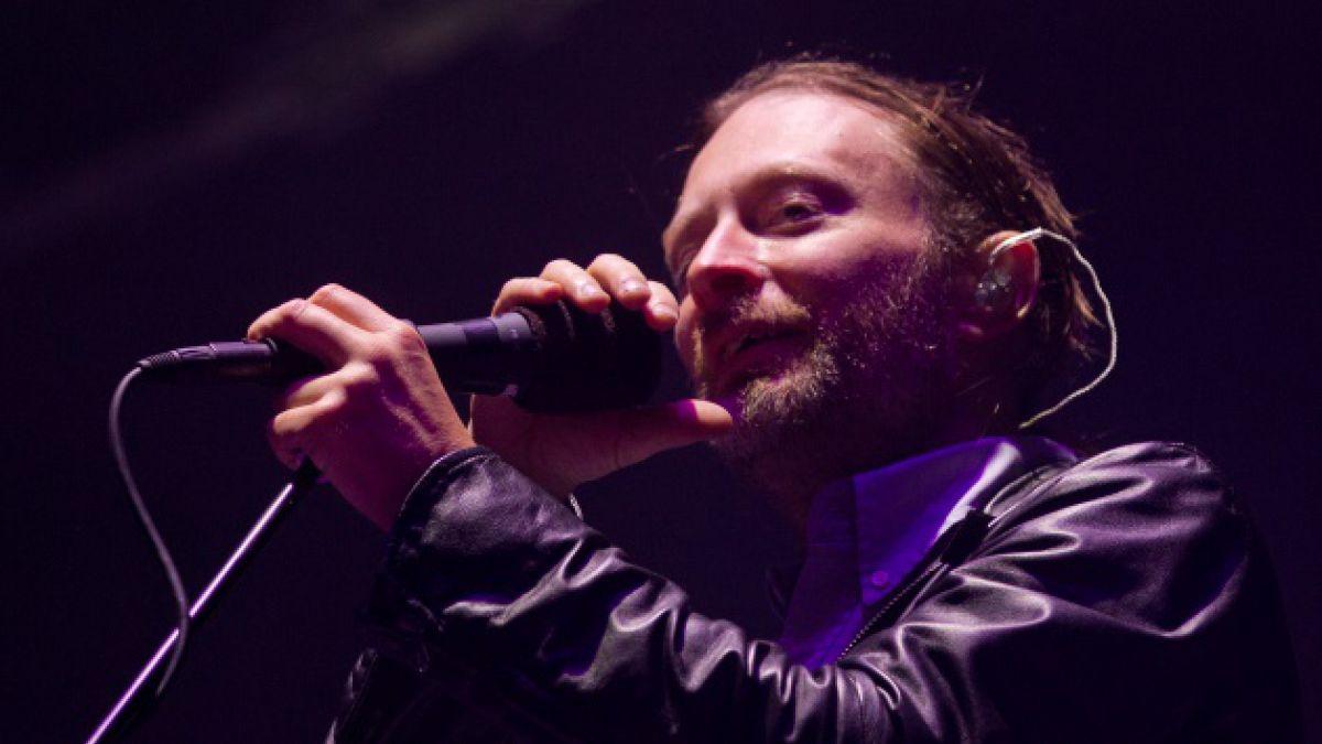 Radiohead confirma que se encuentra grabando un nuevo disco