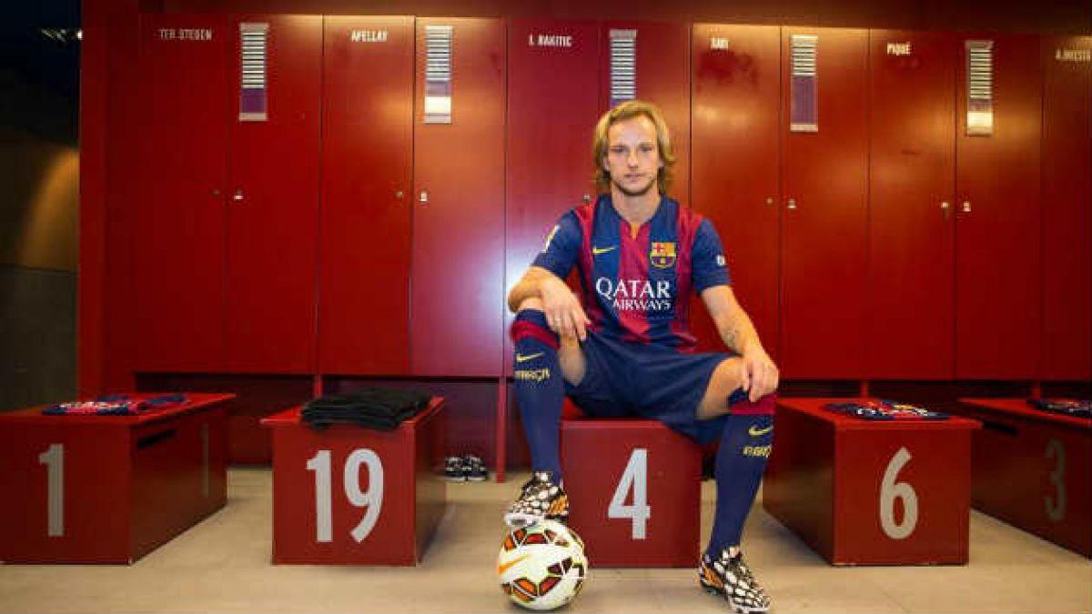 [Foto] Descuido del Barcelona revela que Bravo no usará su número preferido