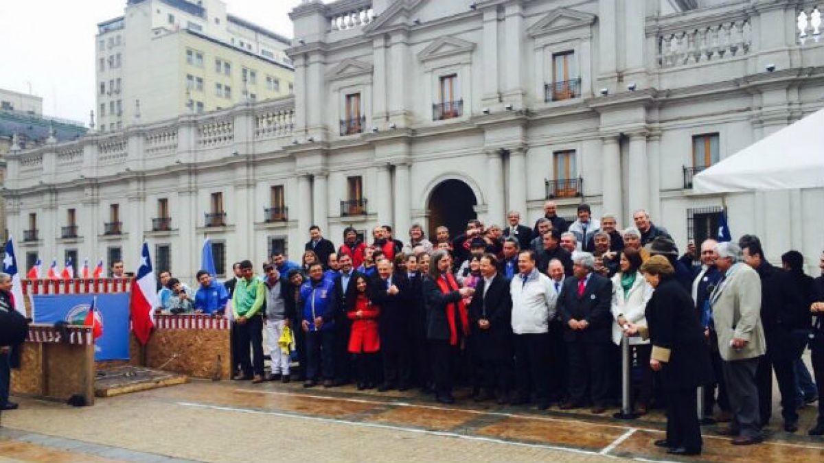 Bachelet promulga ley que instaura a la rayuela como deporte nacional