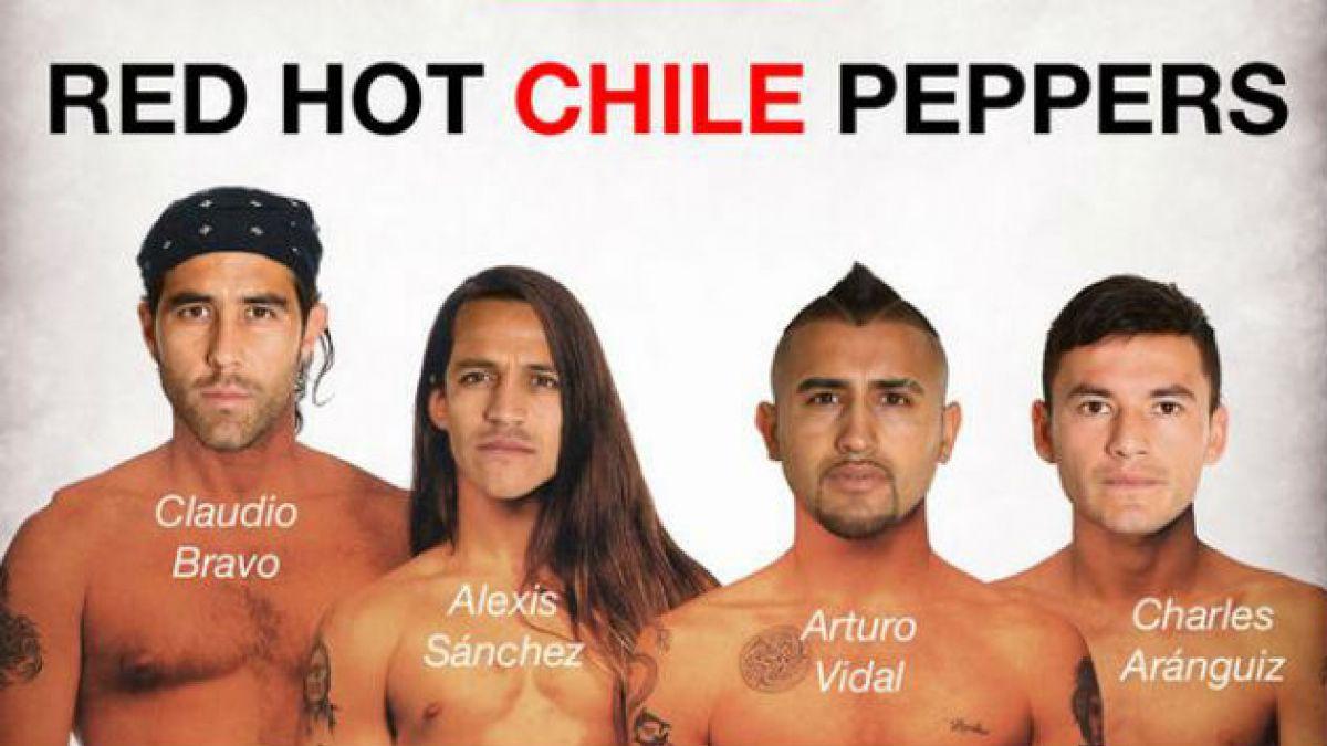 Los memes tras la caída de Chile en octavos