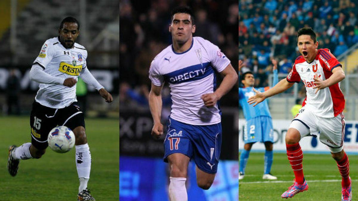 Refuerzos en el fútbol chileno: ¿Cantidad por sobre calidad?