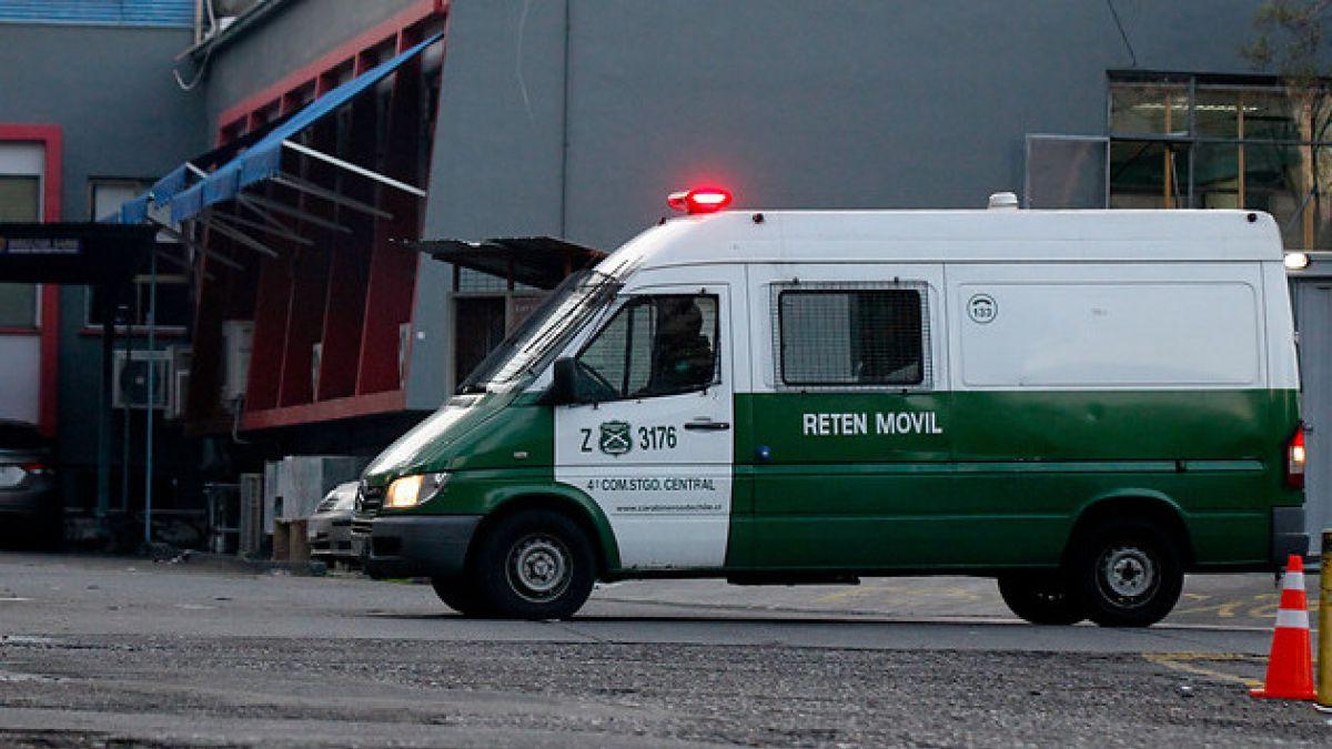Más de 300 detenidos tras operativo nocturno de Carabineros