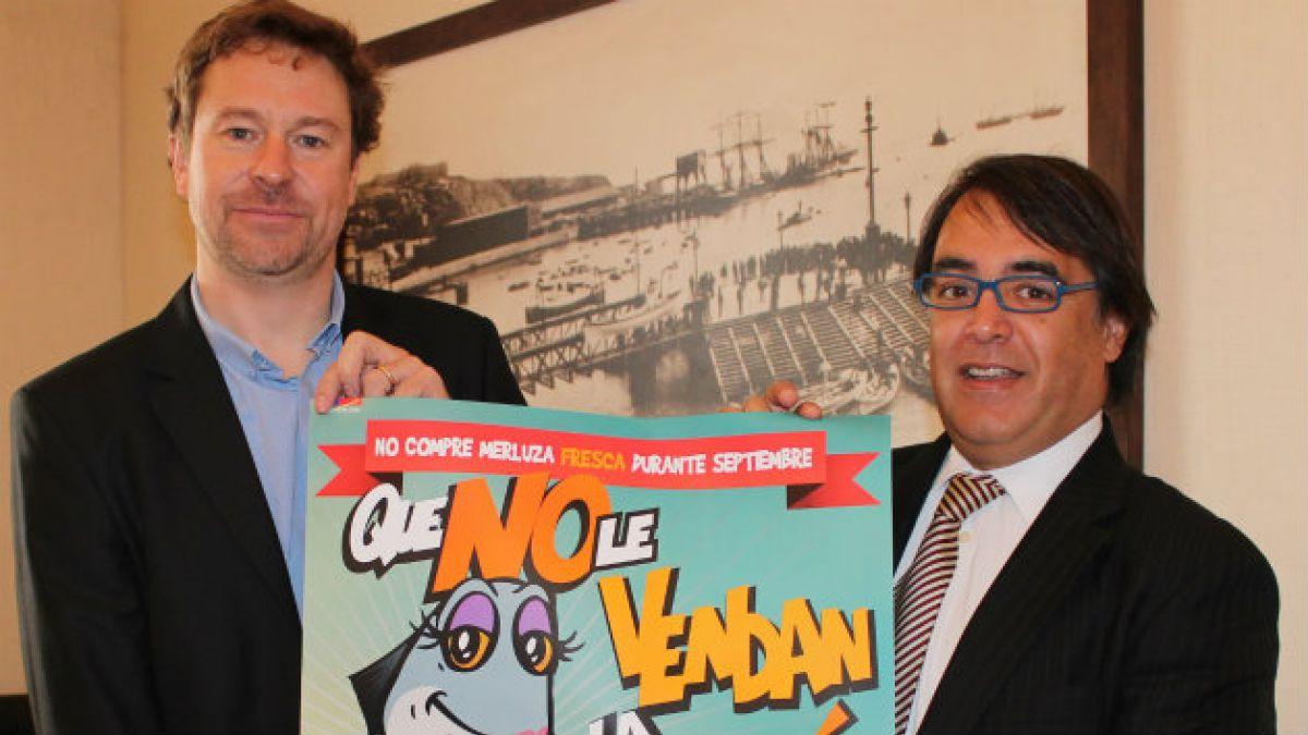 Sernapesca sella acuerdo con World Wildlife Foundation (WWF) para protección de la merluza