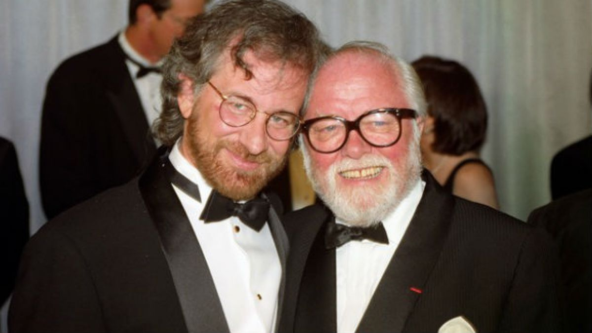 Actores y políticos homenajean a Richard Attenborough en Twitter