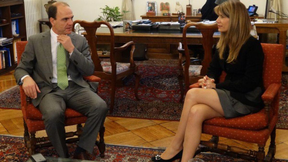 Presidente de RN y binominal: Aspiro a llegar a un acuerdo político donde esté la oposición