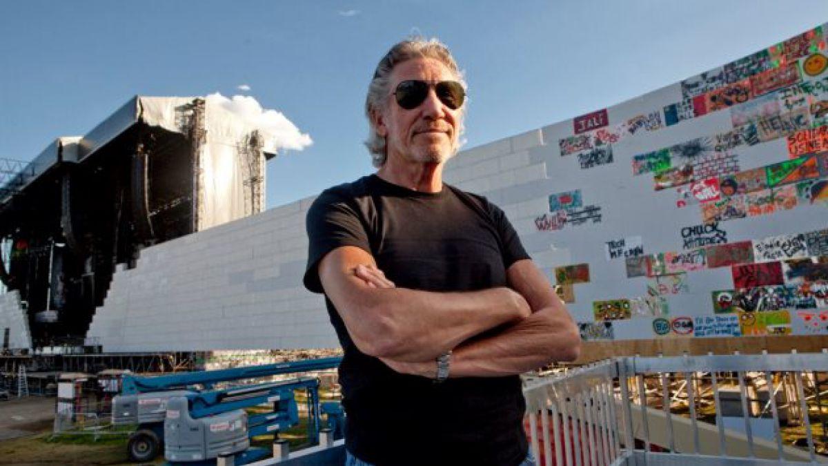 Roger Waters estrenará una película basada en su gira The Wall