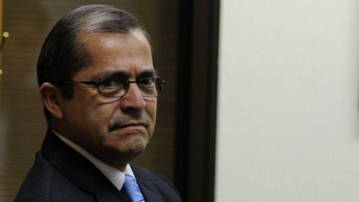 Corte Suprema fija para el 6 de junio audiencia por desafuero de Rosauro Martínez