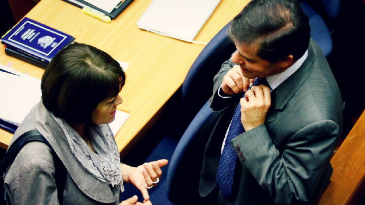 Caso 27/F: Ministerio Público presenta acusación contra Carmen Fernández y Patricio Rosende