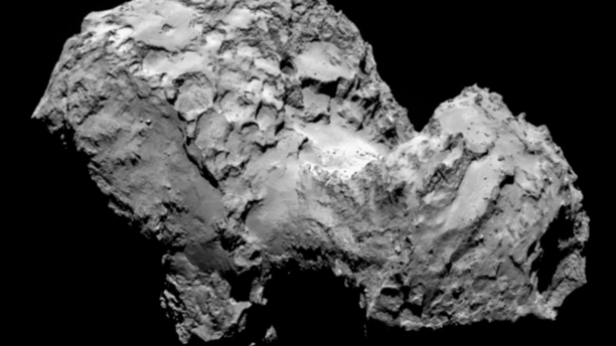 El viaje de Rosetta para ser la primera nave espacial en orbitar un cometa