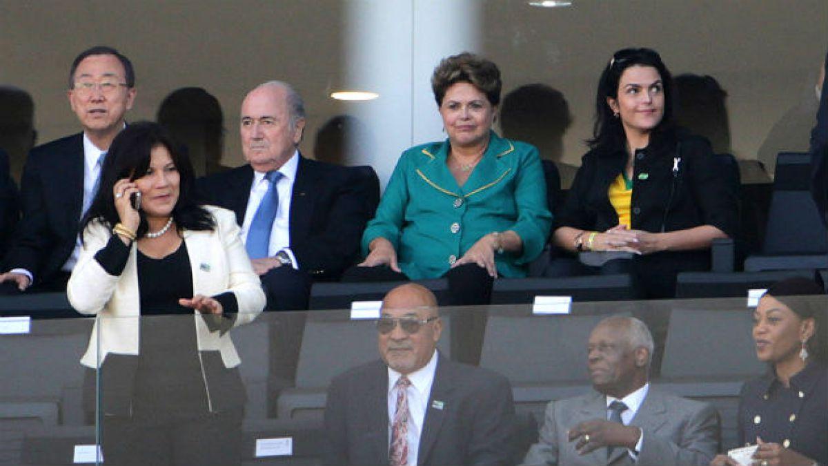 Brasil 2014: francotirador estuvo a punto disparar contra sospechoso en ceremonia inaugural