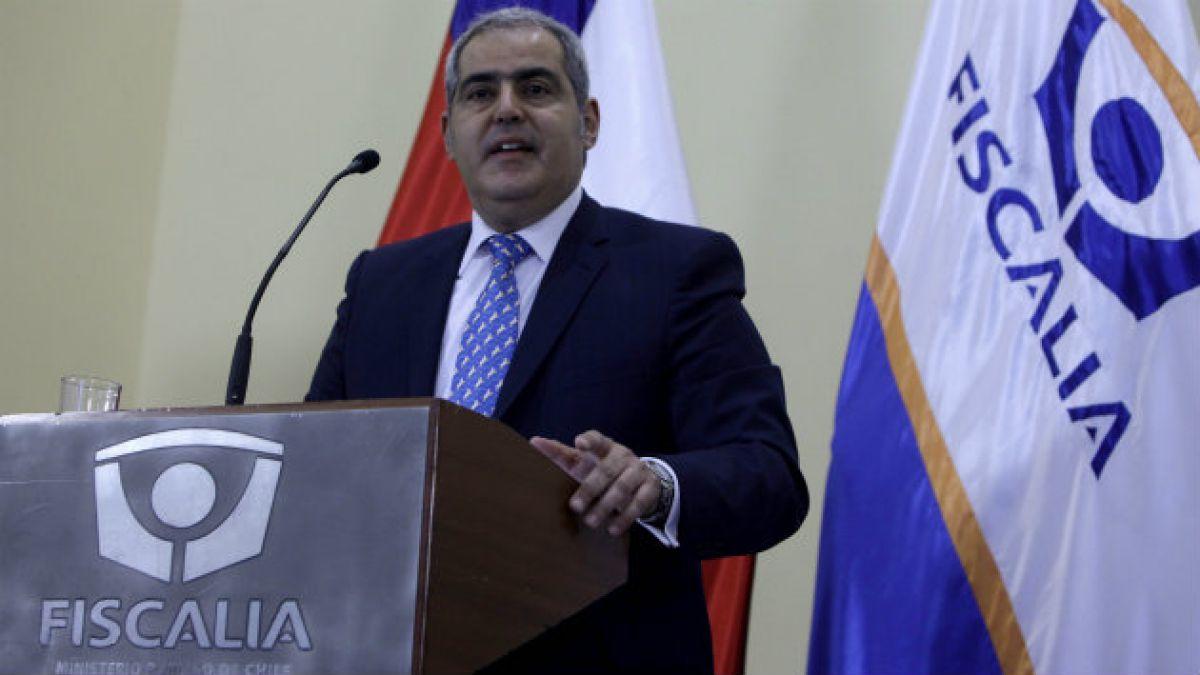 Fiscal Nacional iniciará investigaciones penales sobre eventuales filtraciones por bombazo y fraude