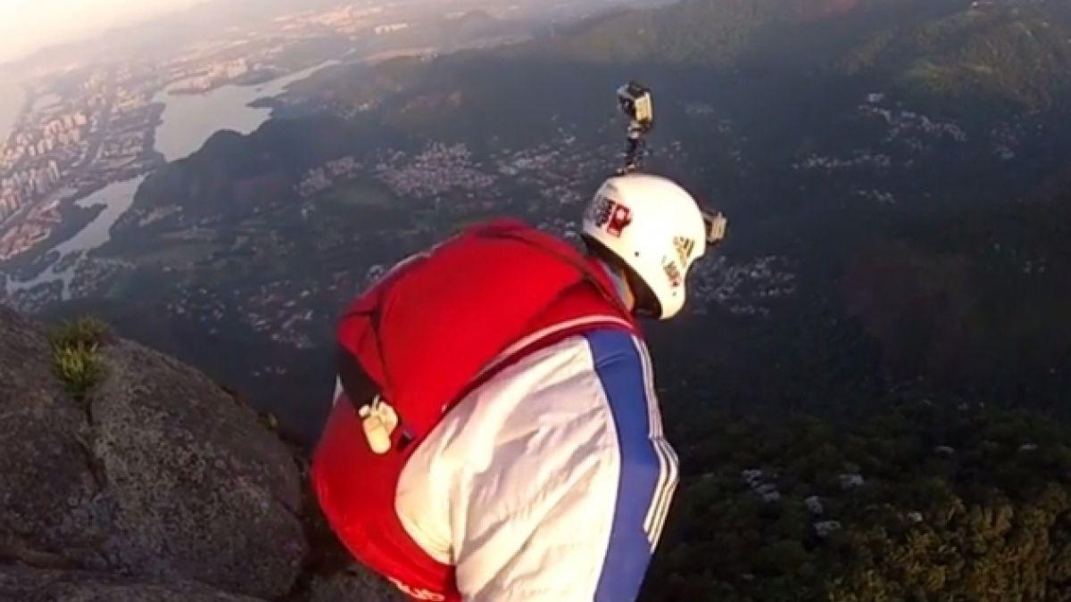 Chileno Ramón Rojas busca realizar el salto más alto de la historia