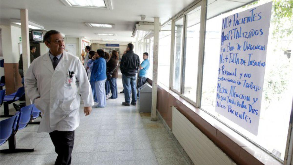Fuga de médicos al sector privado: Representantes del gremio propondrán mesa de trabajo continua a M