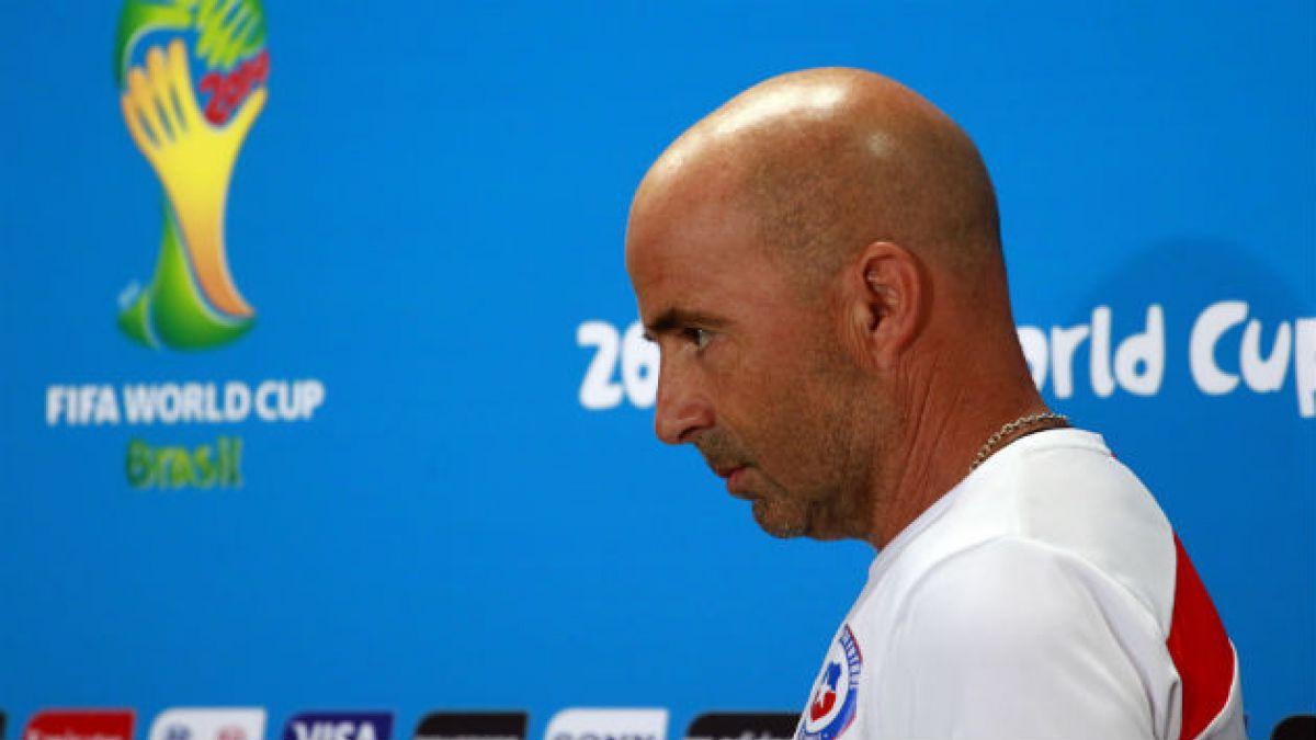 Jorge Sampaoli: Nuestro principal objetivo no es la Copa América, sino clasificar al Mundial de Rus