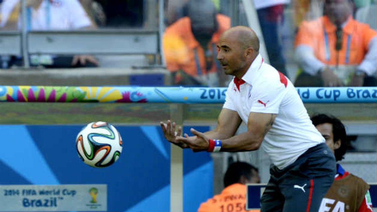 Sampaoli confirma que sigue hasta la Copa América 2015
