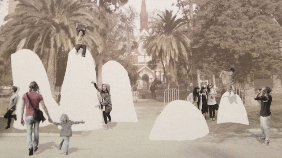 Los cinco diseños que buscan remodelar el Parque San Borja