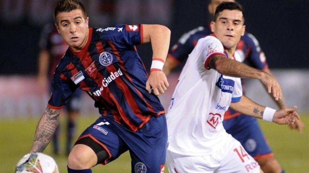 Nacional de Paraguay y San Lorenzo empataron en la primera final de la Copa Libertadores