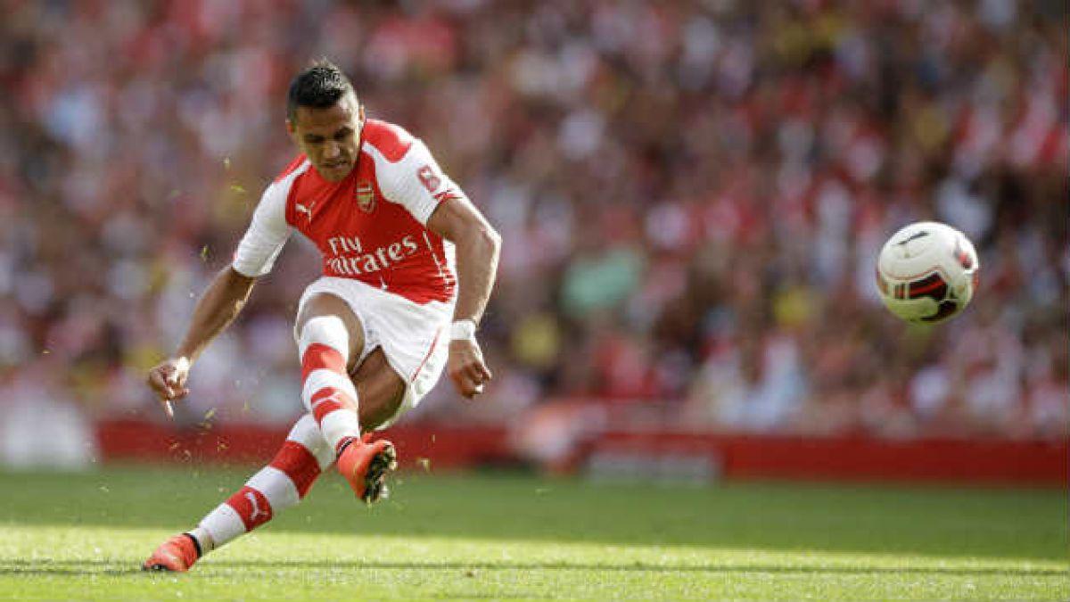 Tres lecciones del prometedor debut de Alexis Sánchez en el Arsenal
