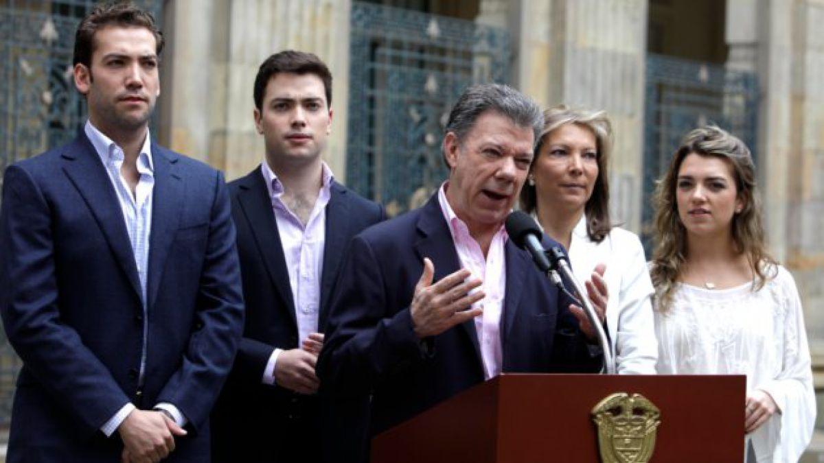 Colombia: Juan Manuel Santos es reelegido con el 50,85% de los votos