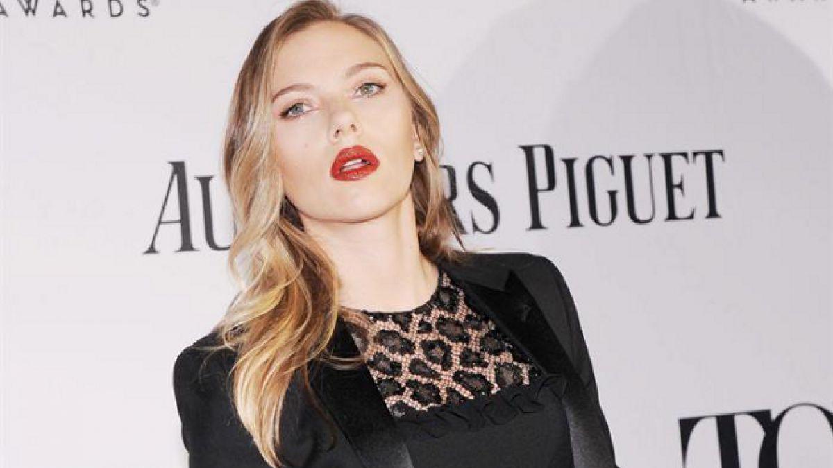 Scarlett Johansson protagonizará su primera miniserie de TV