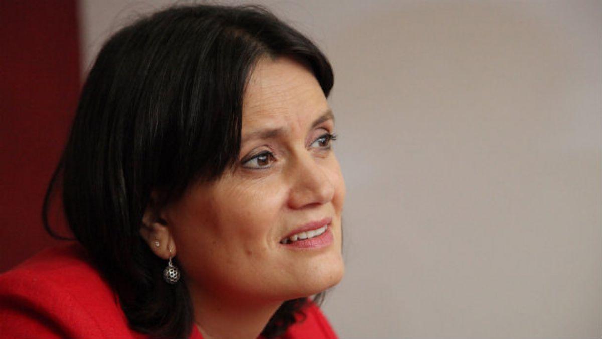 Laura Albornoz destaca las cualidades del liderazgo femenino para Codelco y anuncia visita al Prínci