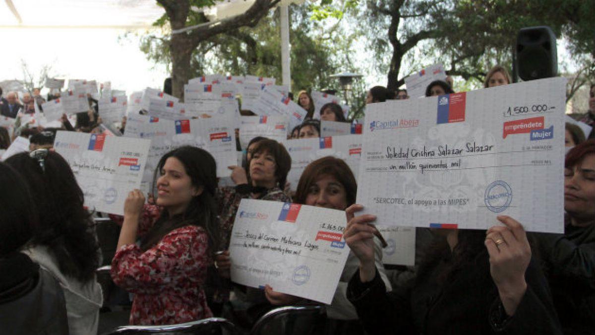 Ranking ubica a Chile como el sexto país con más potencial para mujeres emprendedoras