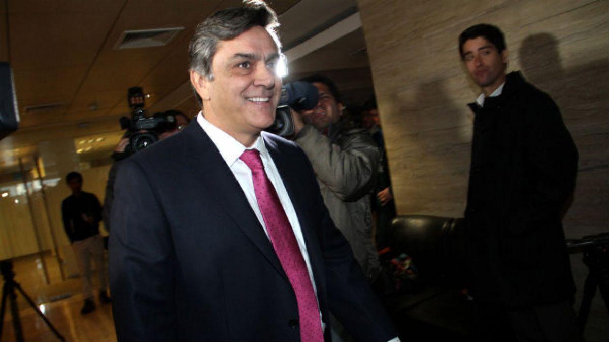 Pablo Longueira colaborará con el gobierno en trámite de proyectos de agenda energética