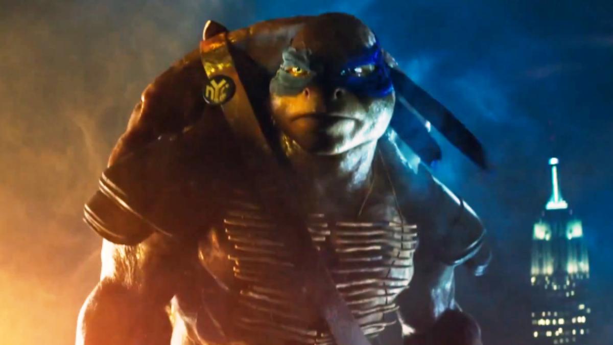 4 adelantos sobre la nueva película de las Tortugas Ninja