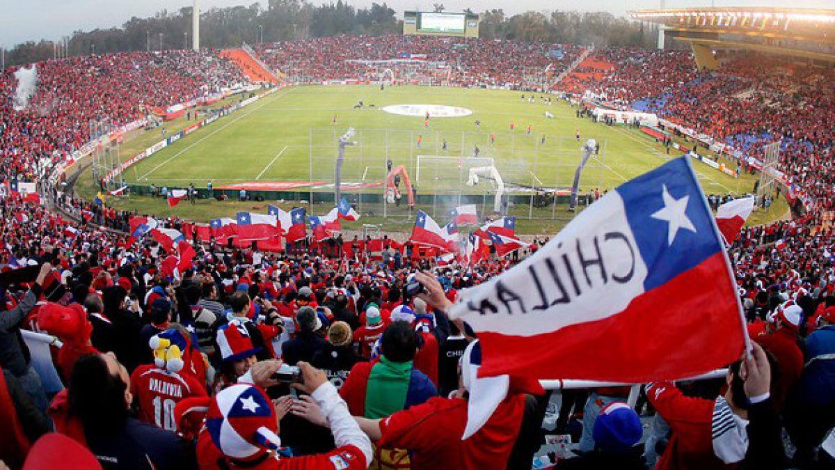 Adimark: 55% cree que a Chile le irá bien o muy bien en el Mundial de Brasil 2014