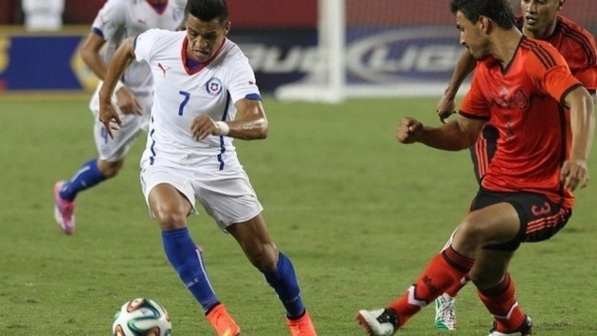 Conoce los cuatro partidos amistosos que tendrá Chile de aquí a fin de año