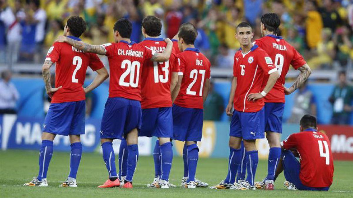Uno a Uno: Así fue como Chile logró empatarle en casa a Brasil y abandonar con dignidad la Copa del