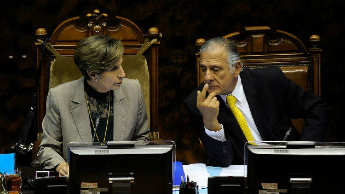 Así votó cada senador el proyecto de ley que permite sufragio de chilenos en el exterior