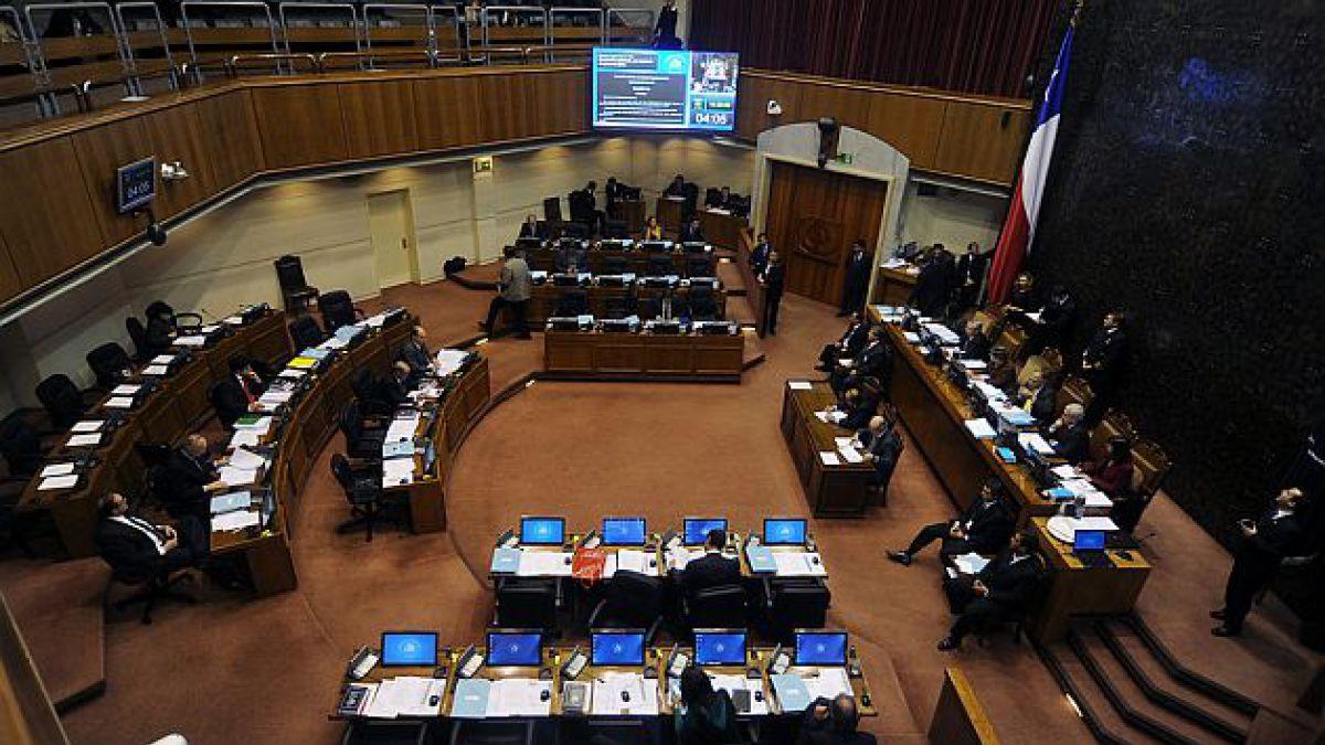 Senado pospone para este miércoles votación de la reforma al binominal