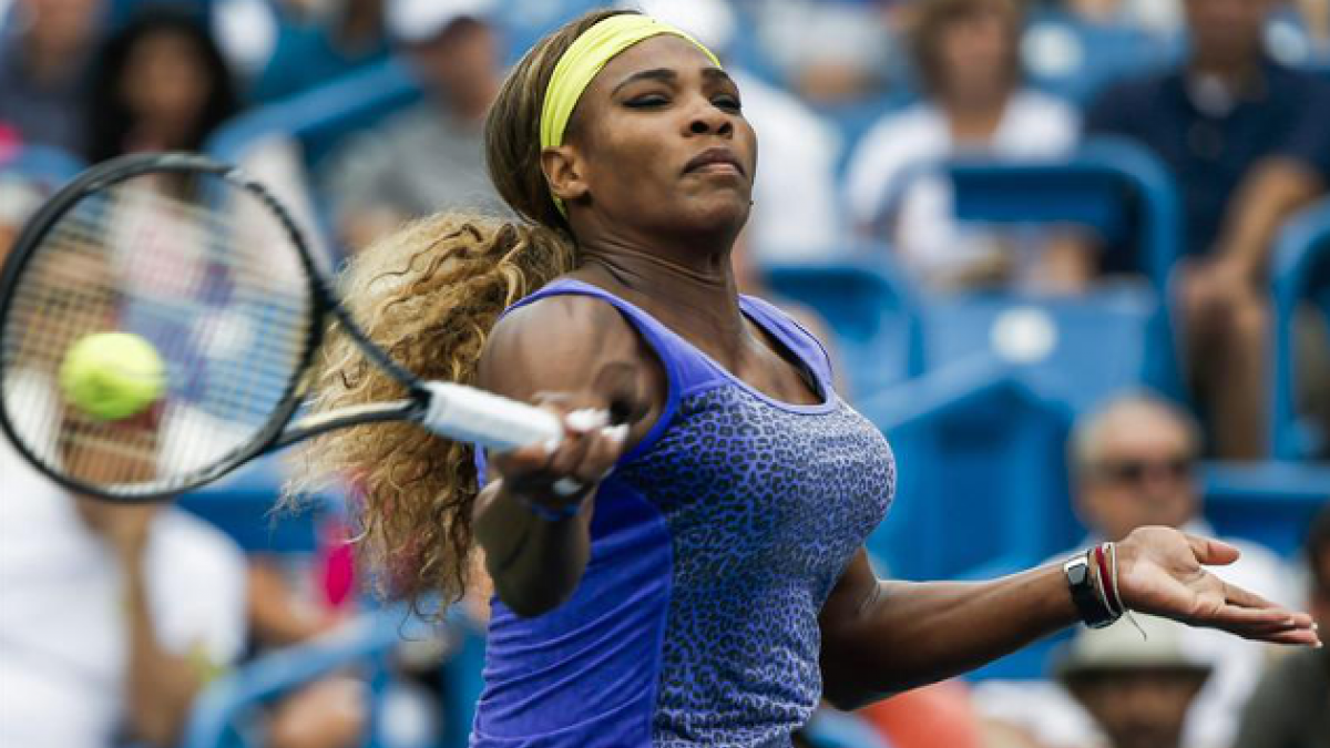 Serena Williams vence a Wozniacki y jugará la final