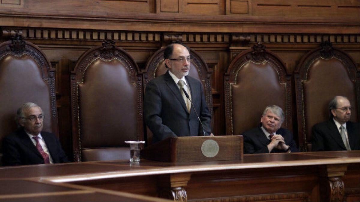 Tras declinar al cargo, juez Sergio Muñoz confirma que asumirá coordinación de causas de DD.HH.
