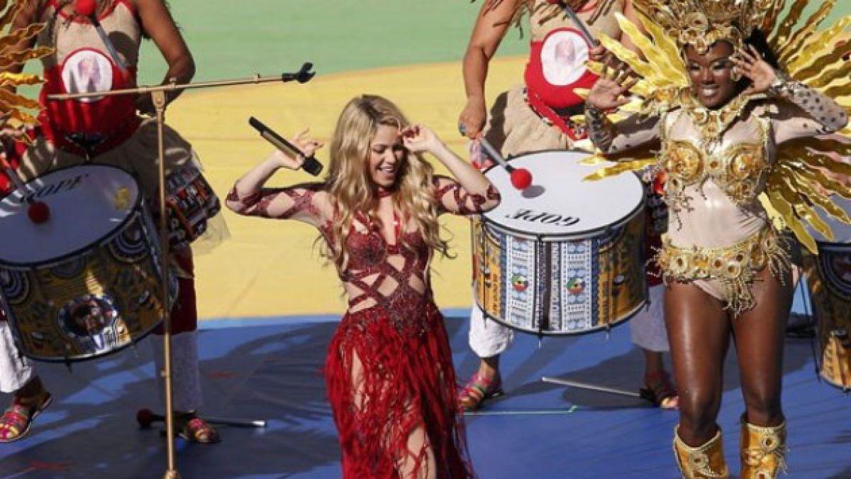 Shakira pone fin a los rumores: Sí, estoy embarazada