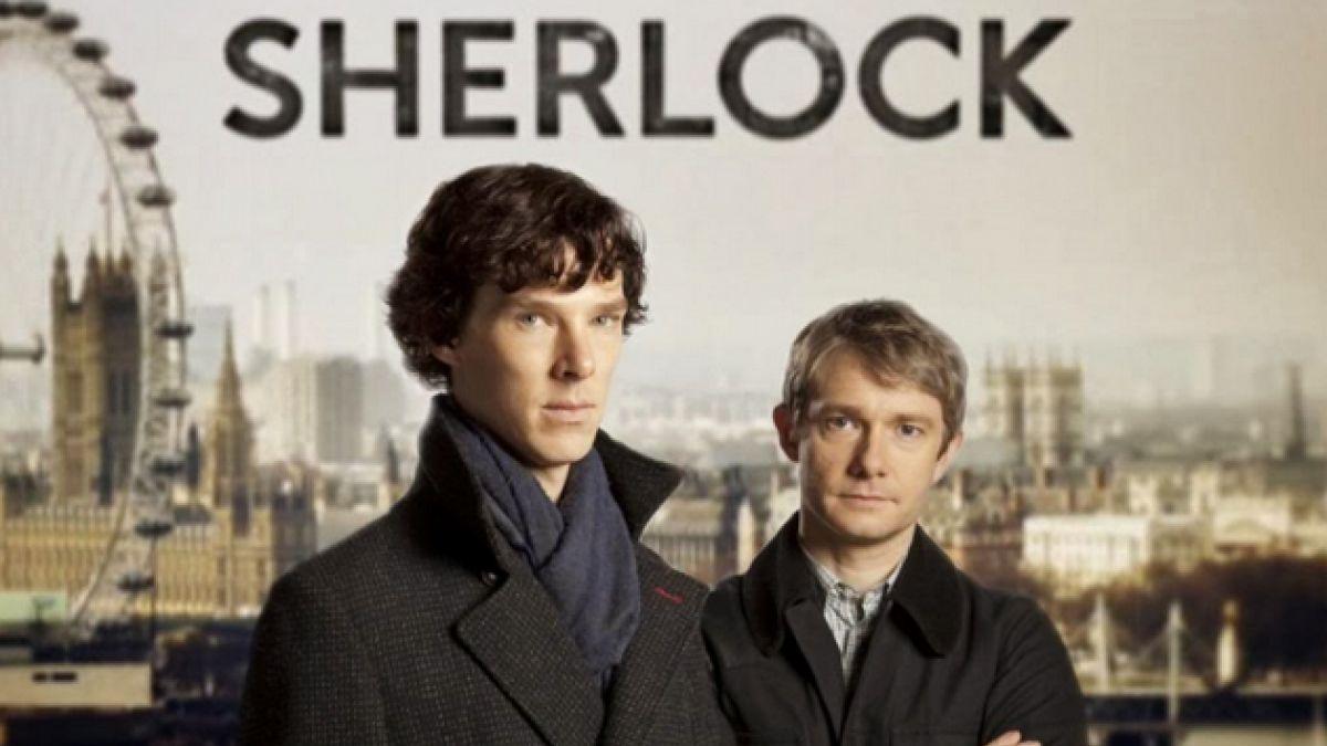 Serie Sherlock estrenará cuarta temporada el próximo año