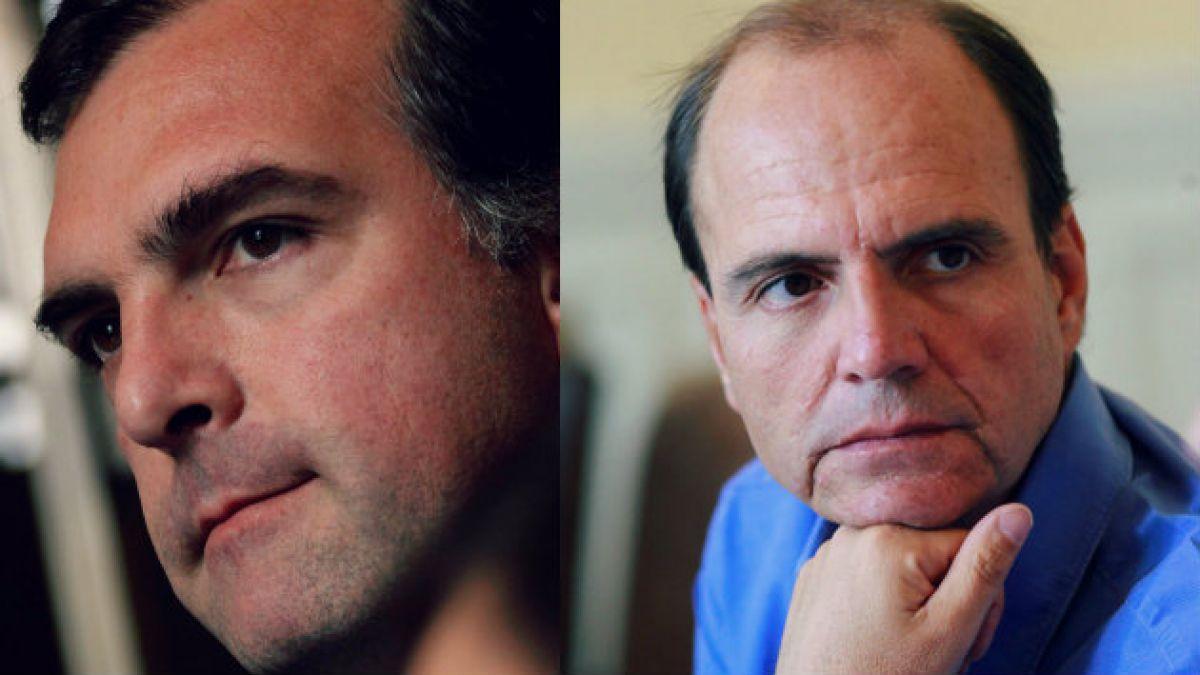Monckeberg y Silva: La dupla que encabeza las dos listas que corren en solitario por la dirigencia d