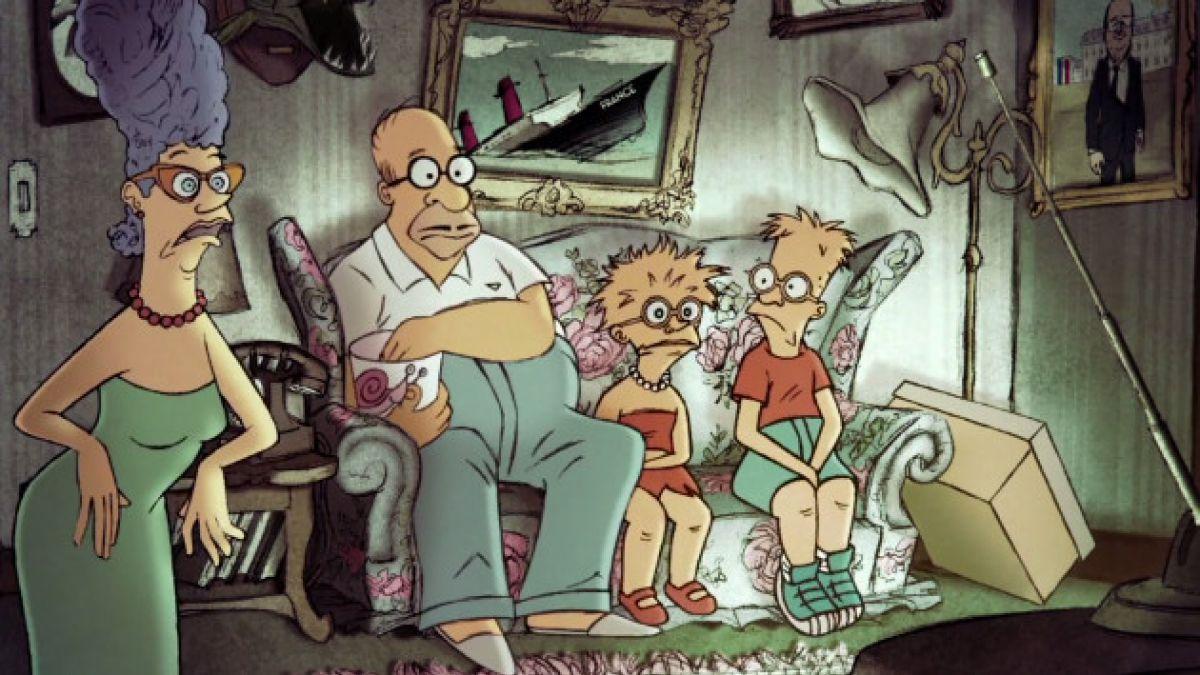 Así comienzan Los Simpson según director francés