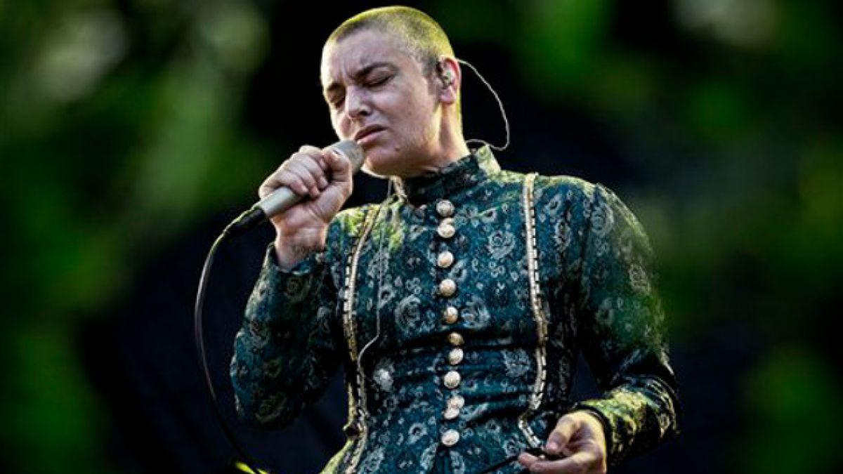 Sinead OConnor anuncia nuevo álbum con sorprendente look