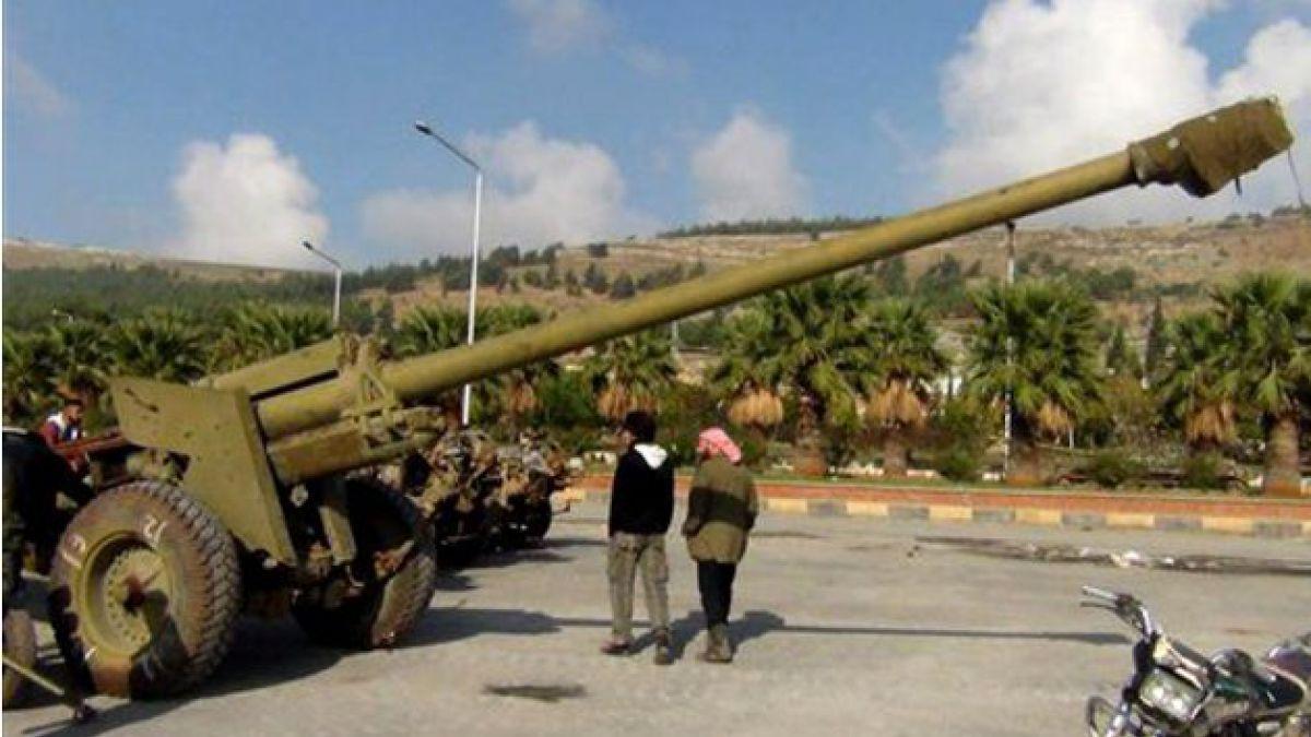 Ponen fin a producción de armamento químico en Siria