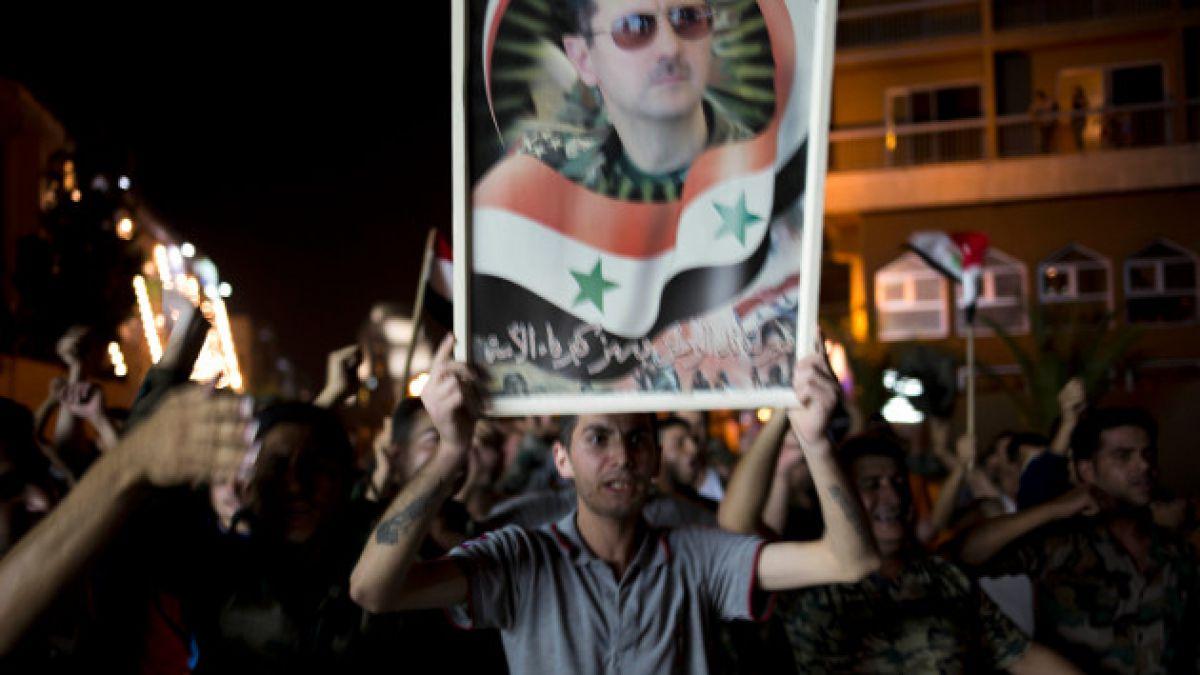 Bashar al Assad es reelecto en Siria en medio de conflictos