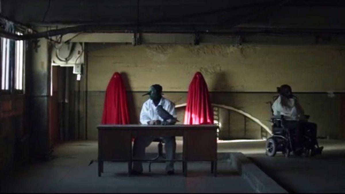Slipknot luce nuevas máscaras en el estreno de su videoclip