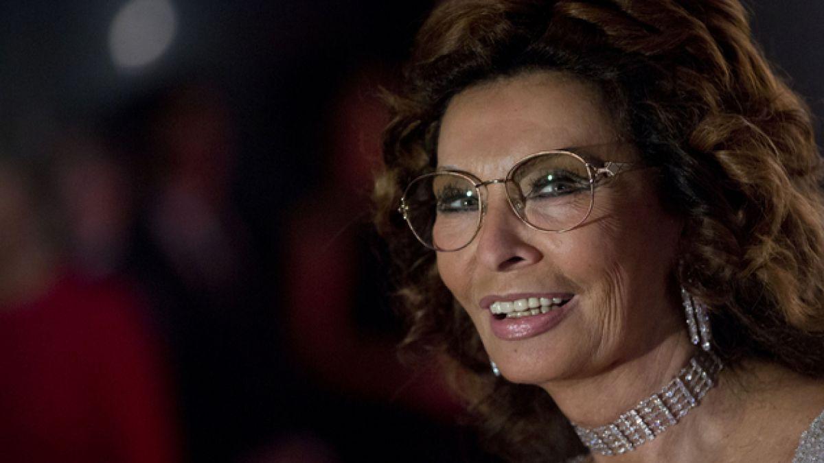10 frases de Sofía Loren en sus 80 años de vida