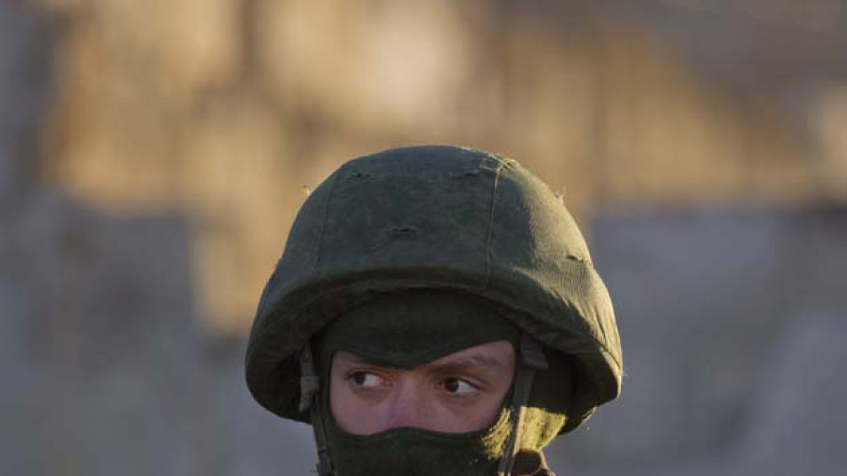 Crisis en Crimea: la desigual realidad militar de Rusia y Ucrania
