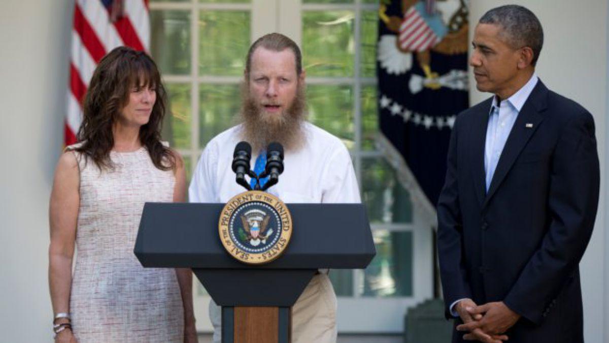 Liberan a 5 presos de Guantánamo a cambio de un soldado cautivo en Afganistán