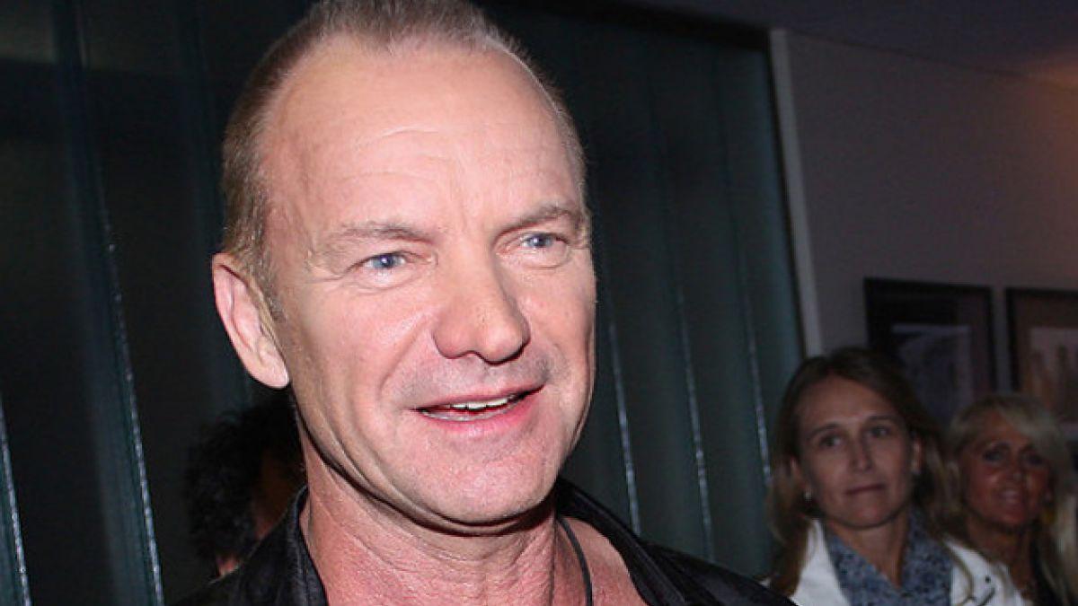 Sting asegura que no pasará su fortuna a sus hijos