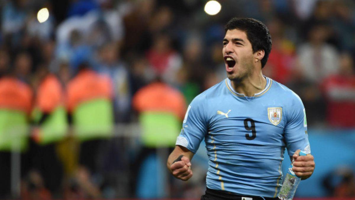 La Fifa rectifica su condena a Luis Suárez