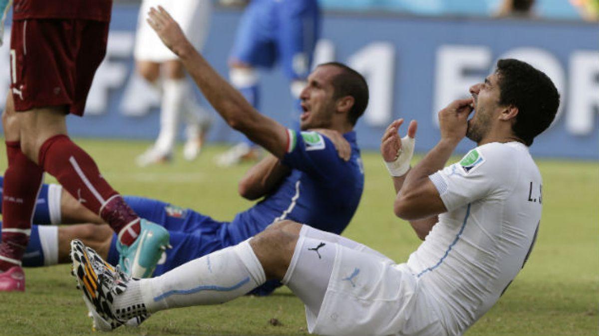 Tabárez defiende a Suárez y Fifa iniciará investigación