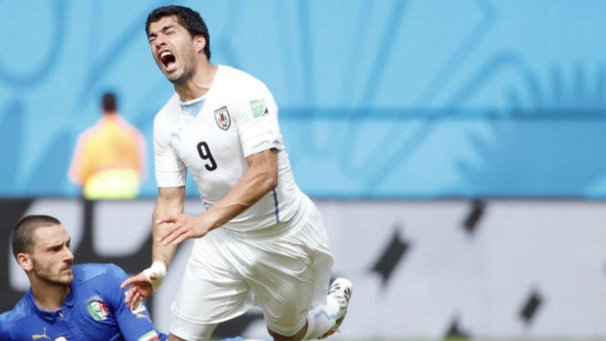El ciego apoyo de los uruguayos a Luis Suárez tras castigo de la Fifa
